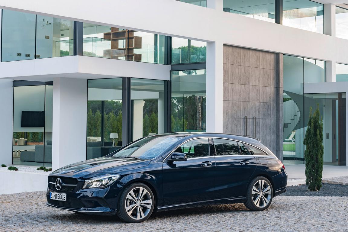Mercedes-Benz CLA Shooting Brake 2016