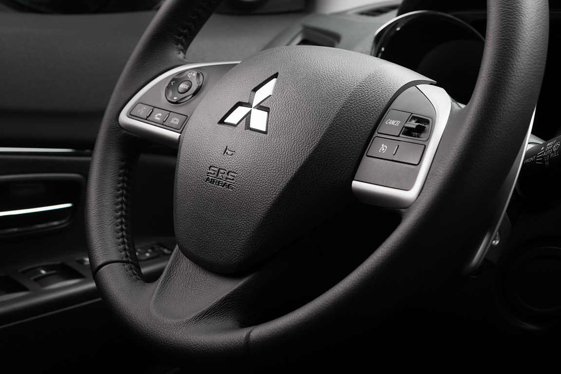 Mitsubishi ASX: работа над ошибками