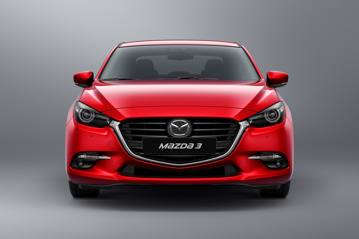 Mazda3 sedan 2016