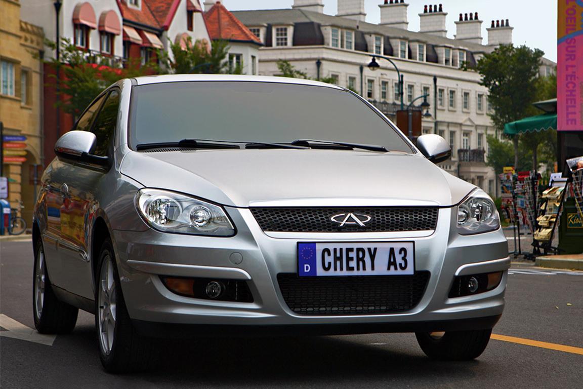 Chery M11 HB