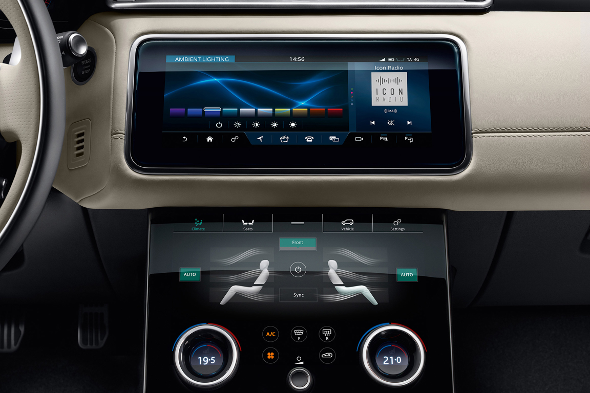 Range Rover Velar 2017
