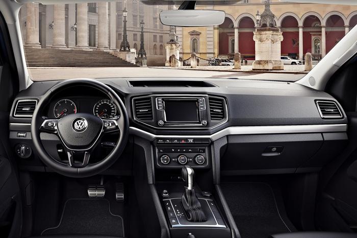 Новый Volkswagen Amarok
