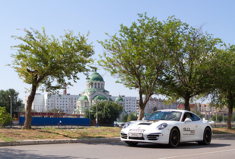 Porsche 911 Carrera 4S: 911 часов удовольствия