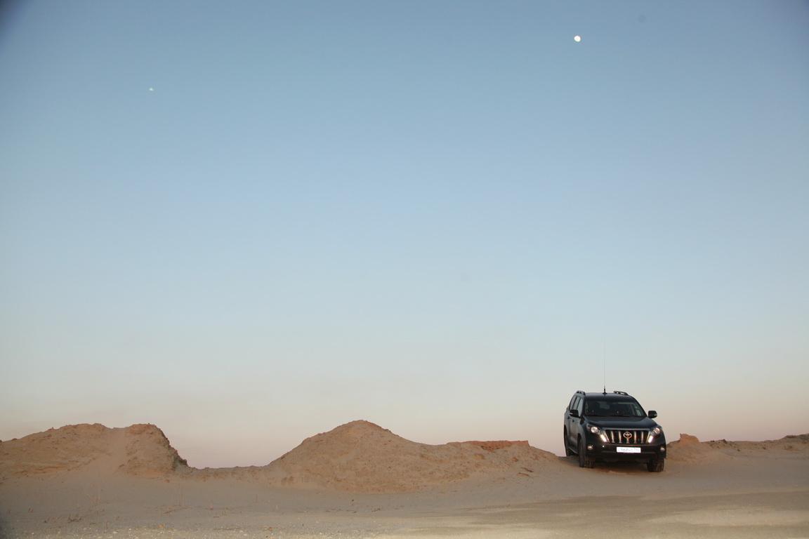 Toyota Land Cruiser Prado: Стильные штучки