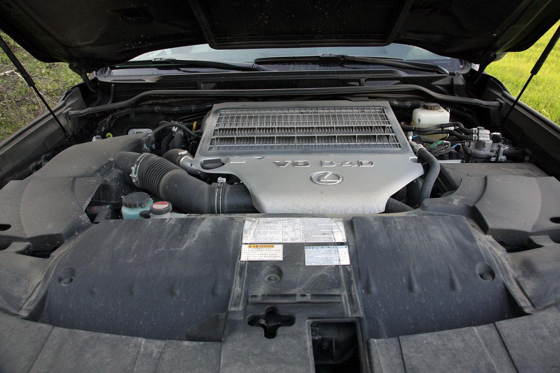 Lexus LX450D: +450 к харизме