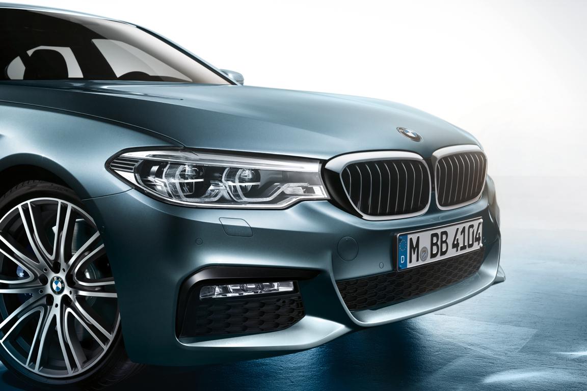 BMW 5 series БМВ 5 серии 2017