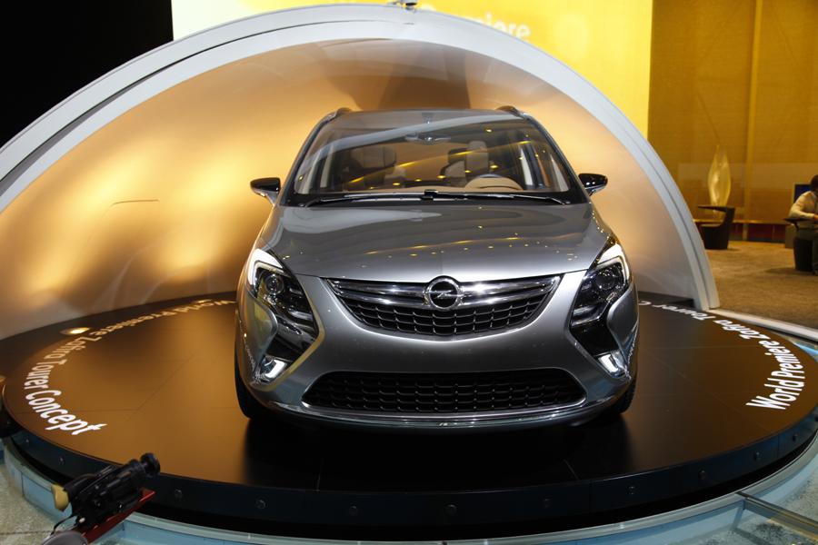 Opel на Женевском автосалоне