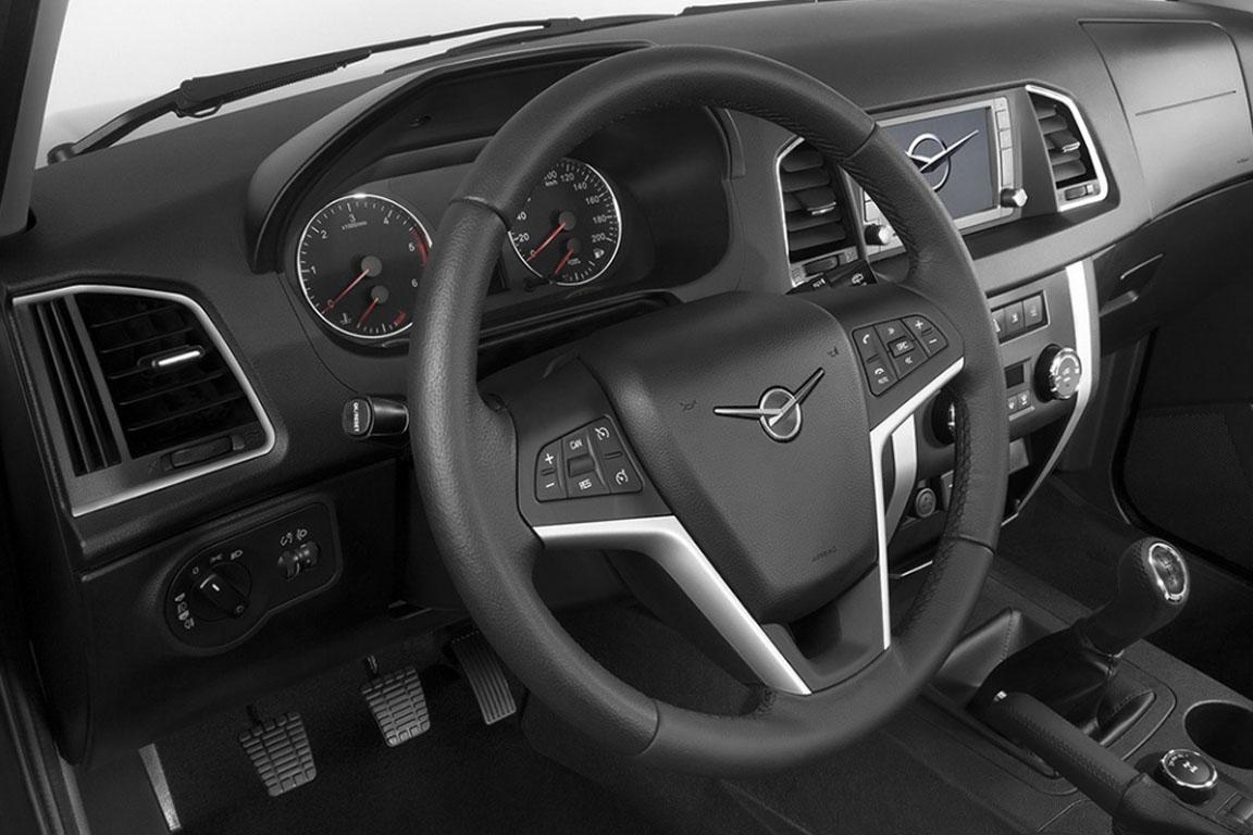 Pickup  UAZ  2016  УАЗ  Пикап