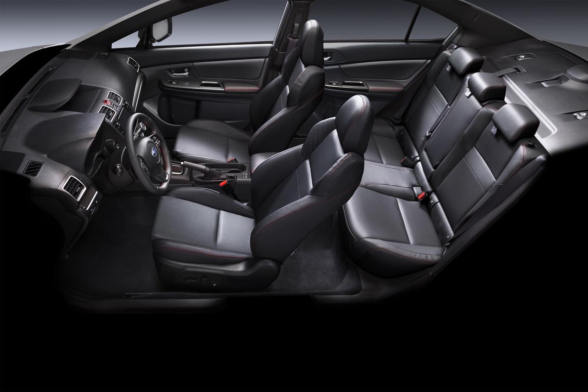 Subaru WRX 2017