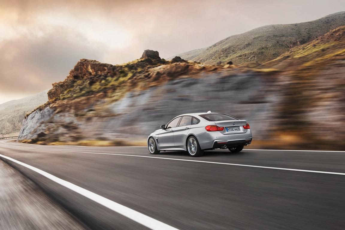 BMW  4 series gran coupe 2014