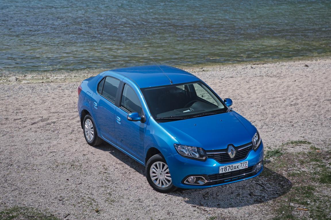 Renault Logan 2014: хорошего бывает много