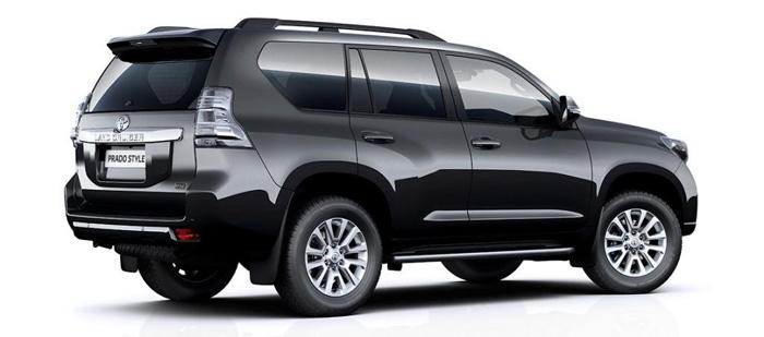 Toyota Land Cruiser Prado Style