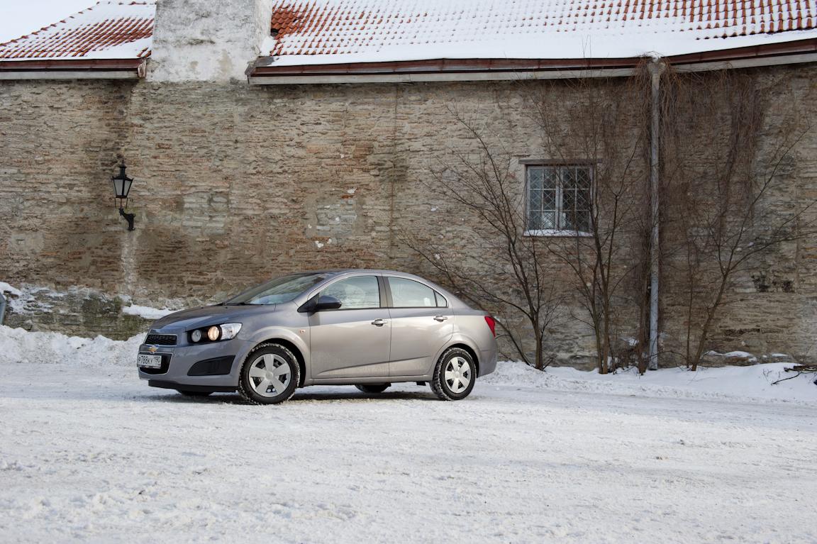 Chevrolet Aveo: квантовый скачок