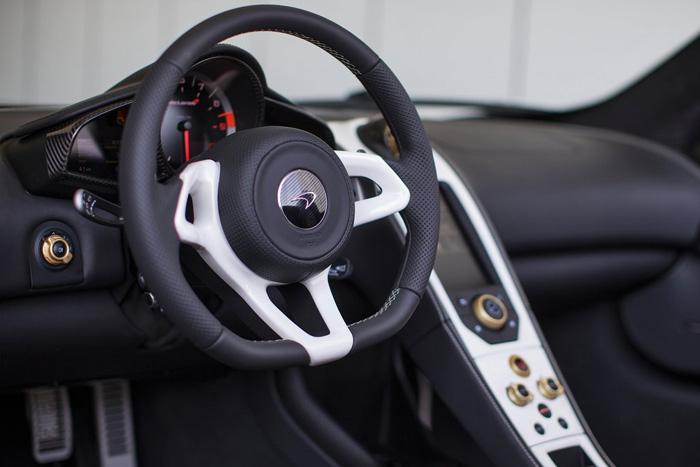 McLaren 650S Spider Al Sahara 79