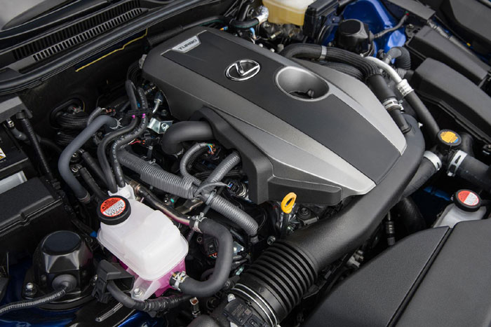 Lexus RC 200t