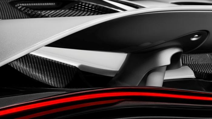 Мак Ларен продемонстрировал тизер нового суперкара