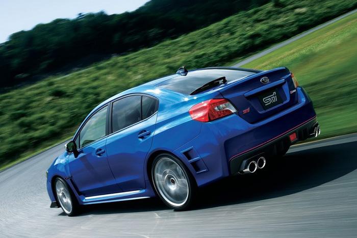 Subaru S207