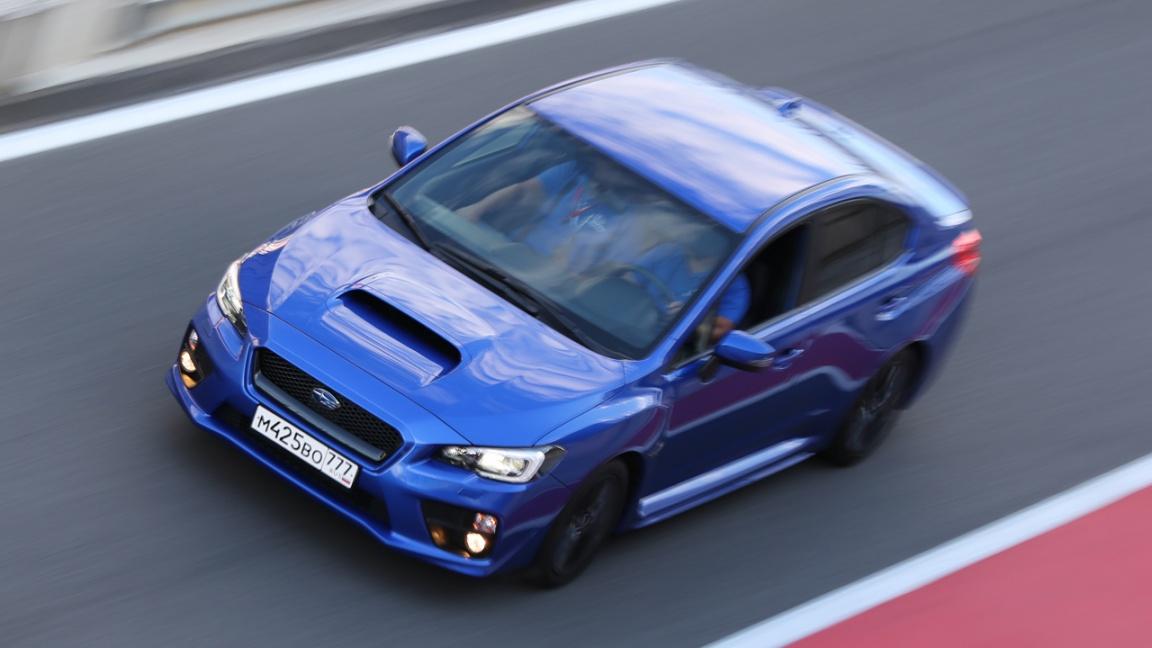 Subaru на SubaFest 2018