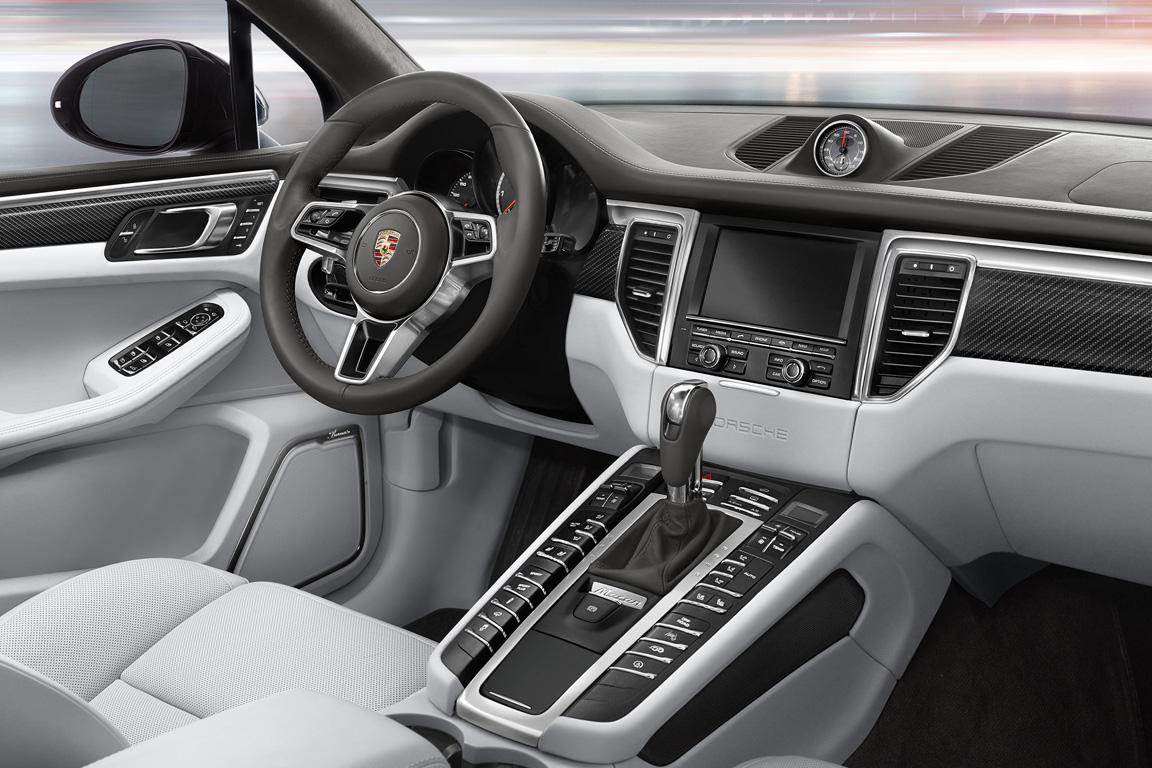 Porsche Macan: Вихрь удовольствия