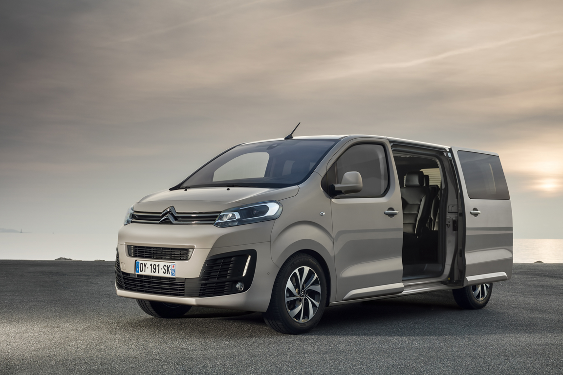 Citroen Spacetourer 2017