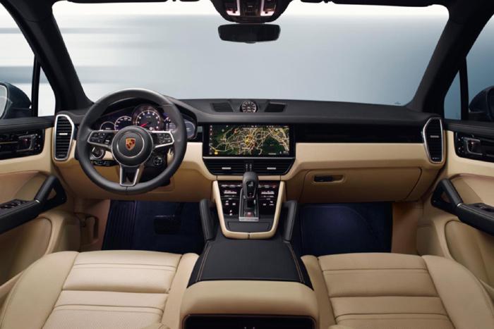 Новый Porsche Cayenne
