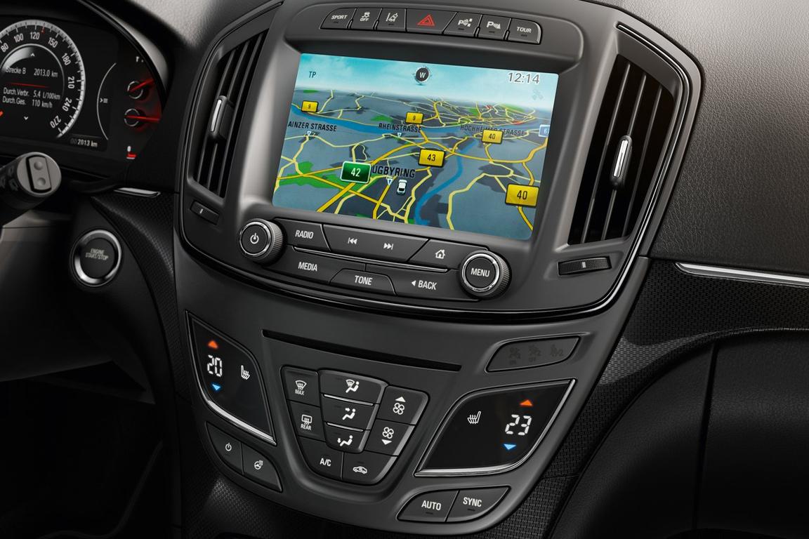 Opel Insignia Hatchback 2013