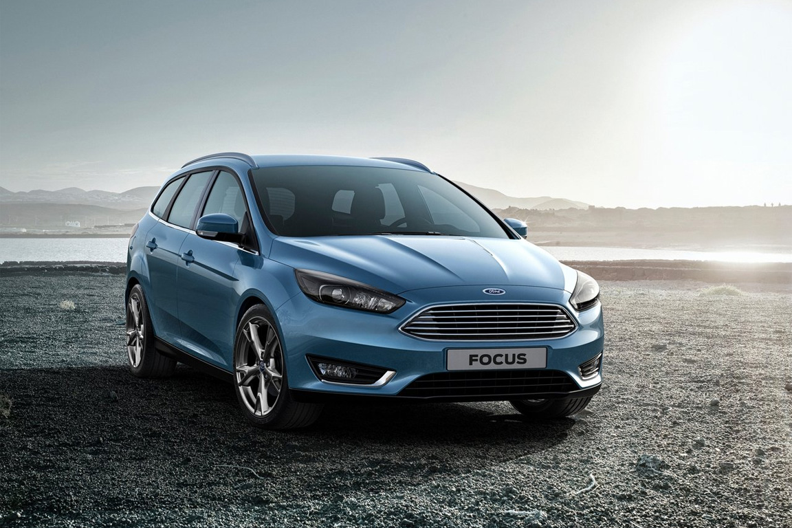 Ford Focus Wagon 2015