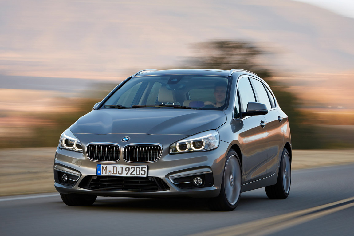 BMW 2 series Active Tourer 2015