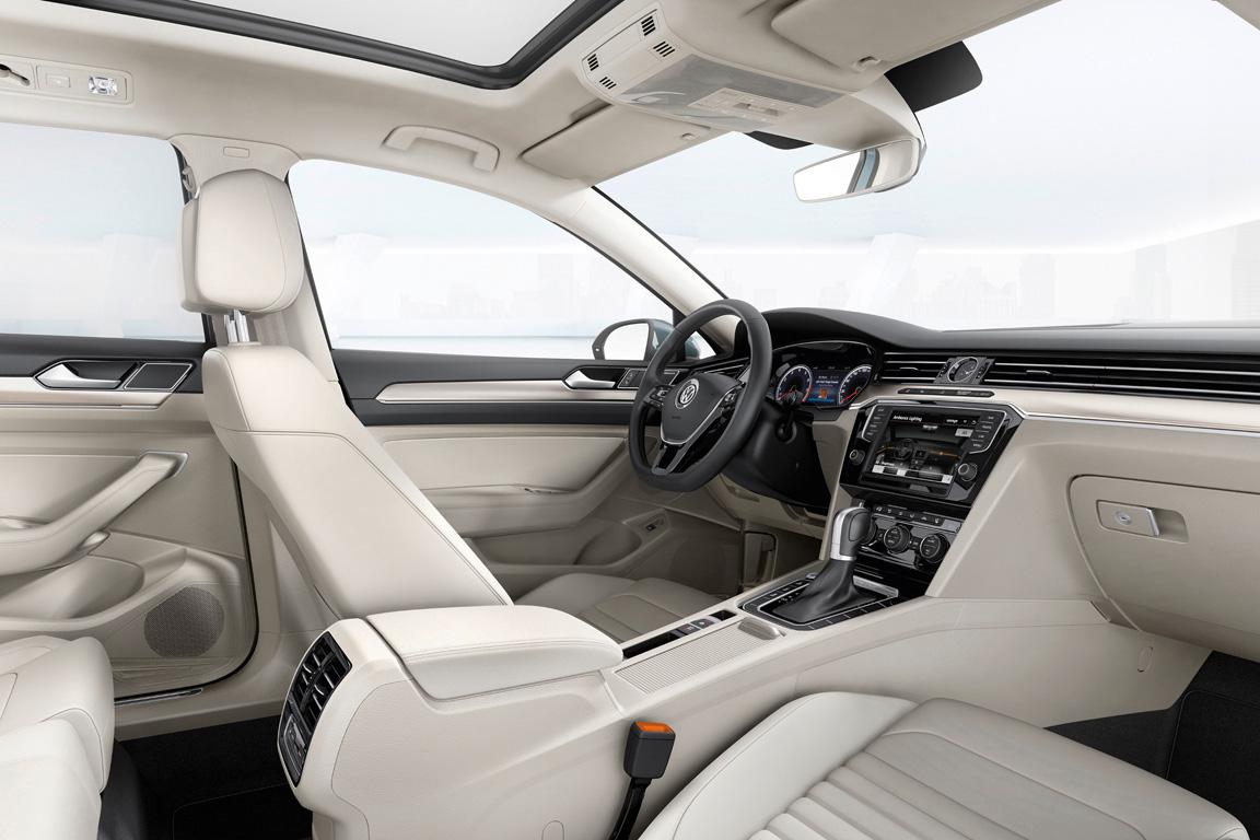 Volkswagen Passat Variant 2016