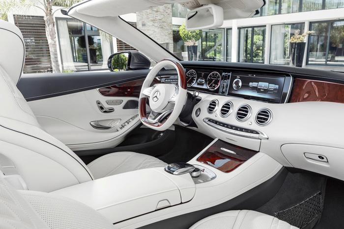Mercedes-Benz S-Class Cabrio