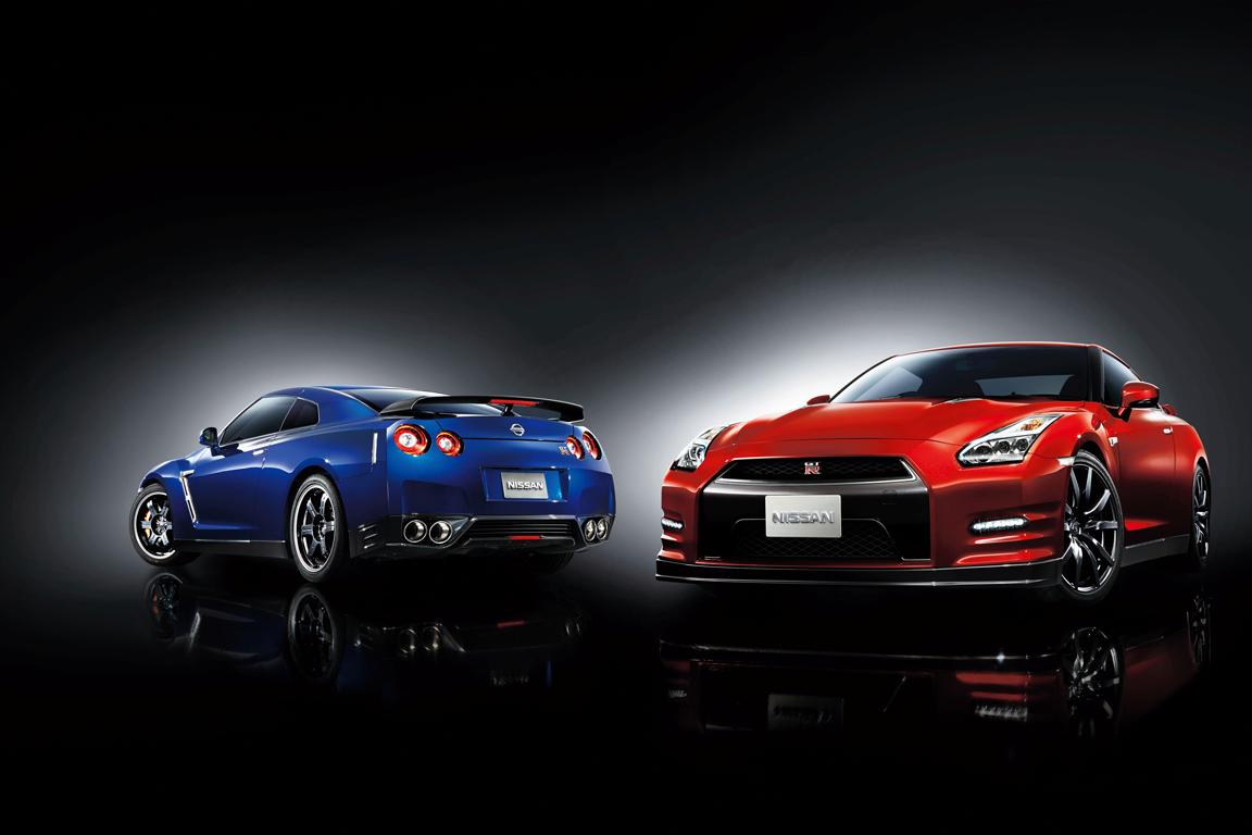 Nissan GT-R (2014)