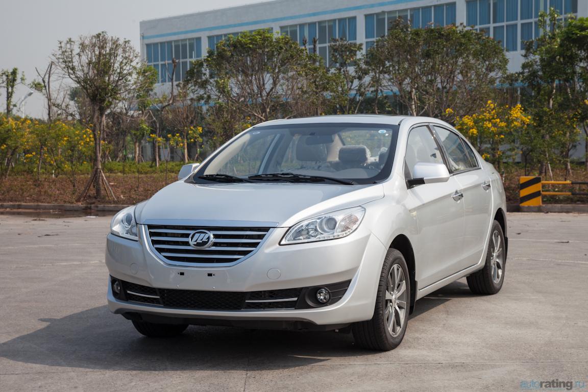 Отзыв об автомобиле Lifan X50 (2016 г.)