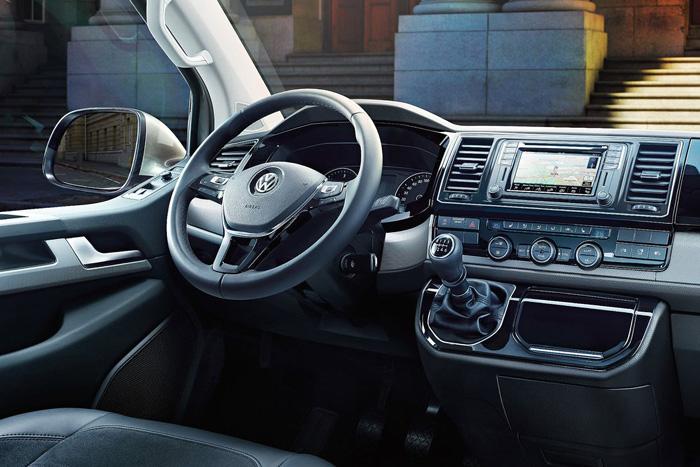 Новый Volkswagen Transporter