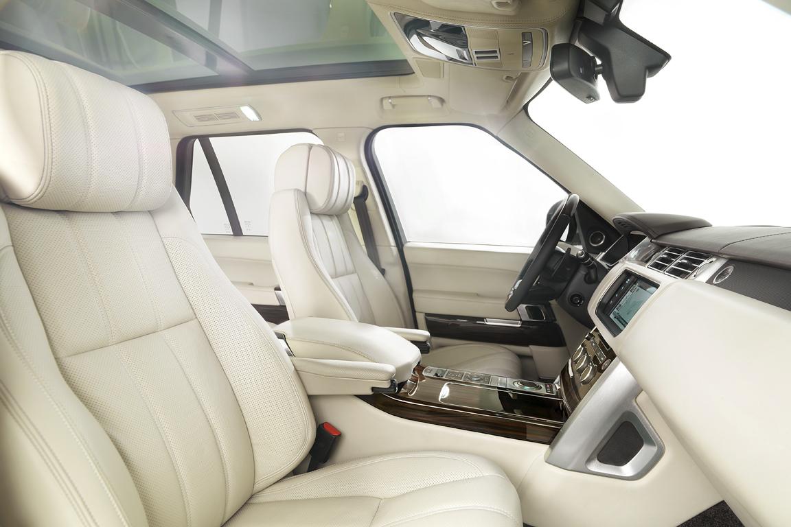 Range Rover: Каков он, большой англичанин?