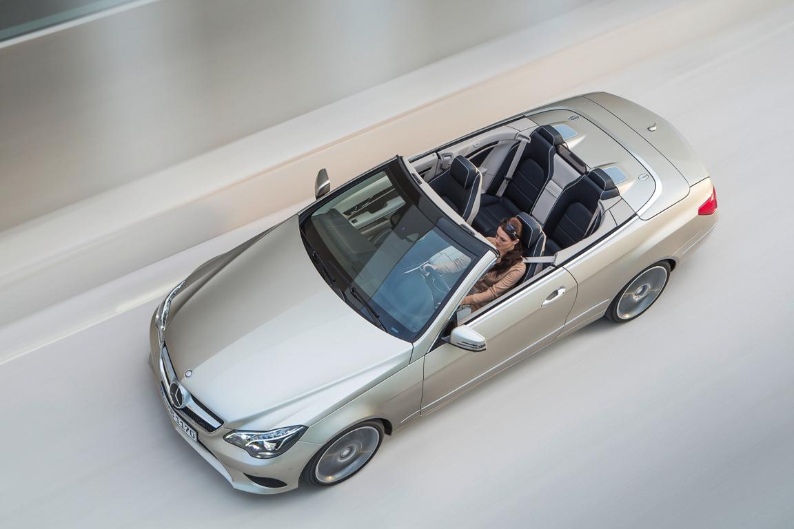 Mercedes-Benz E-class cabrio 2013