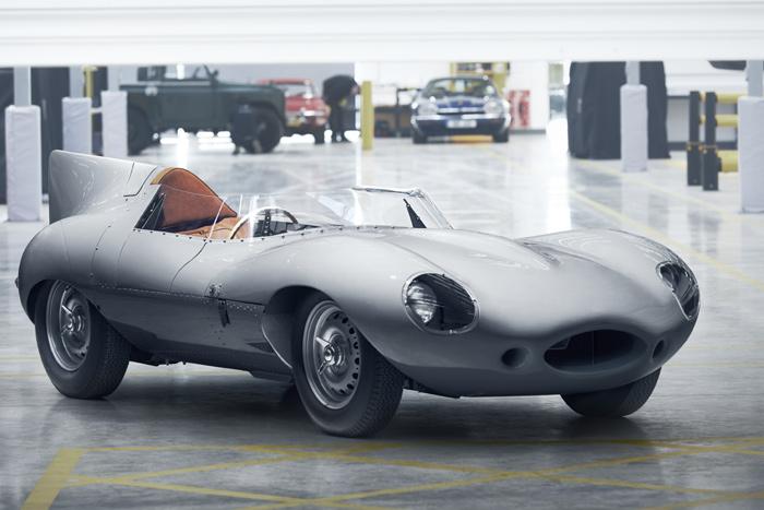 Ягуар возродит спорткар, побеждавший вЛе-Мане 1950-х