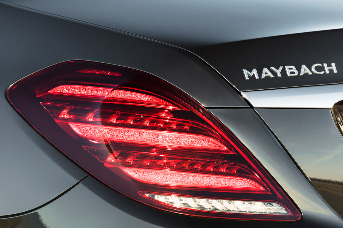 Mercedes-Benz Maybach 2017