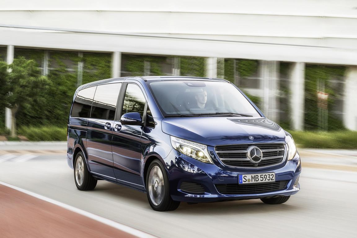 Mercedes-Benz V-class