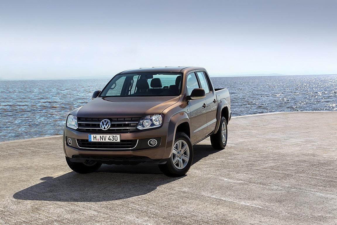 Volkswagen Amarok: всем хорош