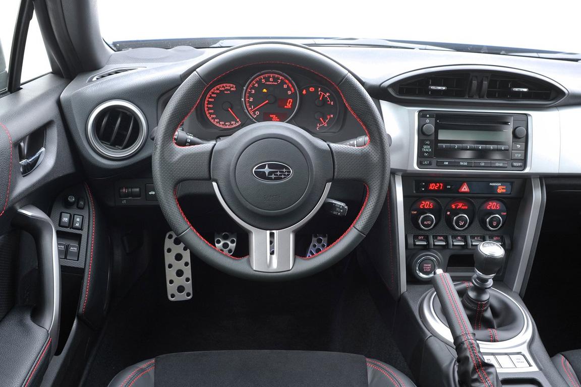 Субару BRZ / Subaru BRZ