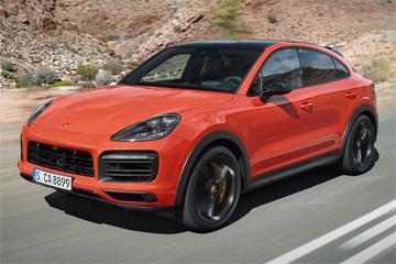 Porsche объявила цены на новый Cayenne Coupe