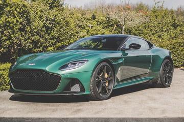 Aston Martin DBS 59 выйдет ограниченным тиражом