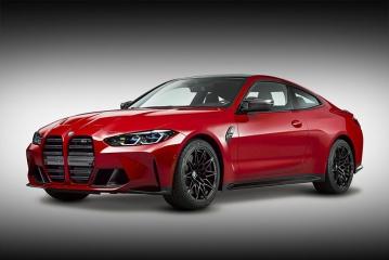 Спецверсия BMW M4 x Kith предложена в России