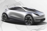 Дизайн для новых Tesla будут разрабатывать в Китае