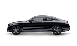 C-class coupe (2018)