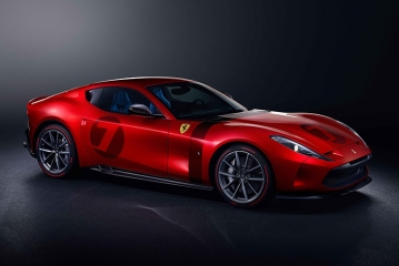 Ferrari построила уникальное купе Omologato