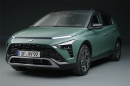 Hyundai представил бюджетный паркетник Bayon