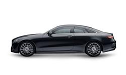 E-class coupe (2016)