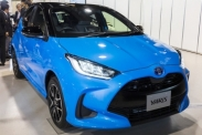 Toyota Yaris стал автомобилем года 2021