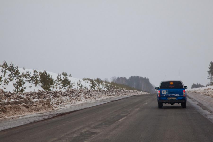 На край света: Екатеринбург – Ишим